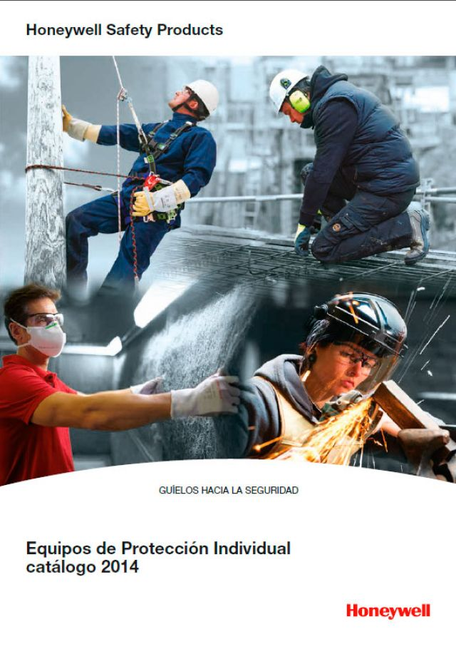 Catálogo Honeywell Safety Products 2014